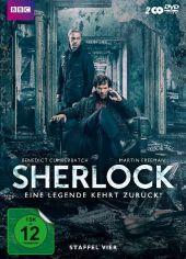 Sherlock, Staffel 4