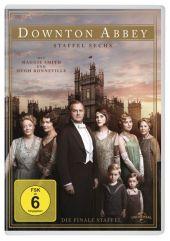 Downton Abbey, Staffel.6