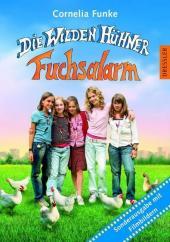 Funke, Cornelia: Die Wilden Hühner. Fuchsalarm. mit Filmbildern